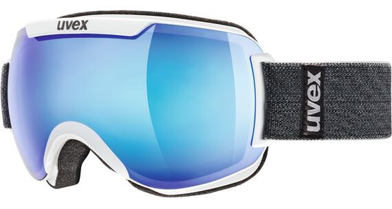 UVEX downhill 2000 FM goggles blauw/wit